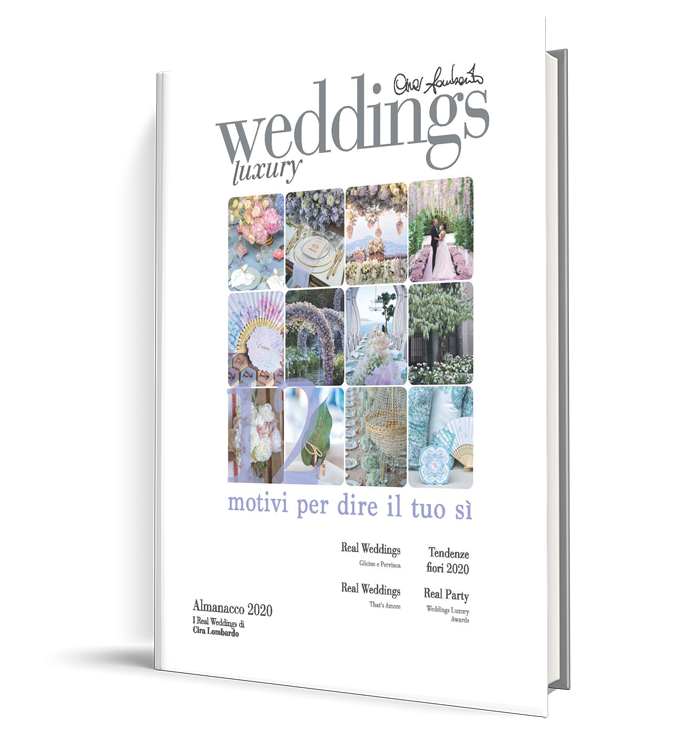 Rivista Weddings Luxury
